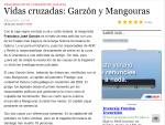 Vidas cruzadas  Garzón y Mangouras